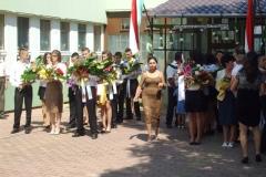 Iskolai ballagás 2013