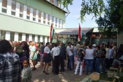Iskolai ballagás 2014