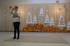 Karácsonyi ünnepség 2014