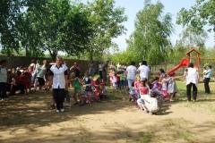 Közösségi nap az oviban 2013