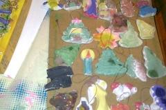 Kreatív délután az oviban 2012