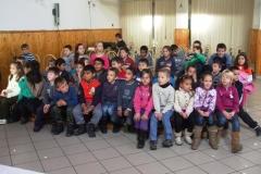 Mikulás az iskolában 2013