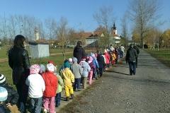 Ovisok őszi sétája 2012