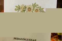 Pedagógusnap az oviban 2013