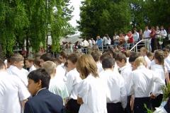 Tanévzáró és ballagási ünnepség 2010
